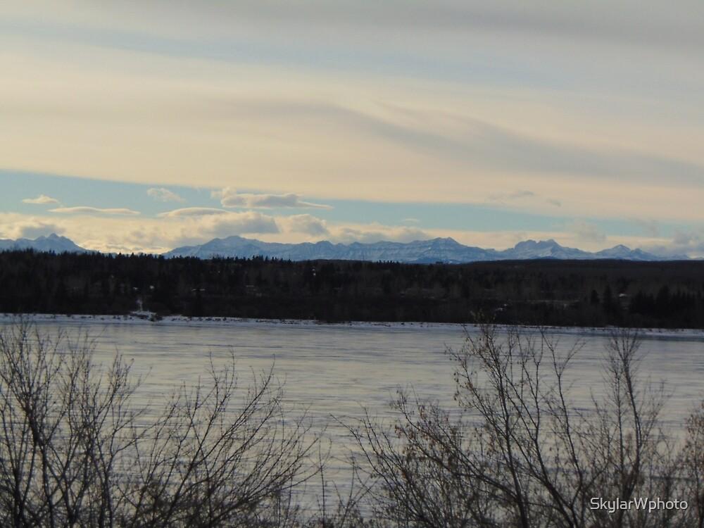 Mountain Chinook by SkylarWphoto