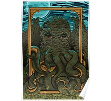 Answering the Call of Cthulhu Poster