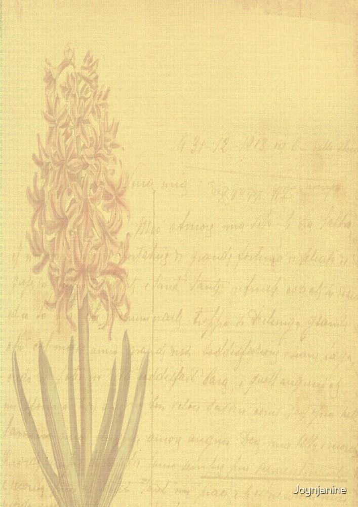 Retro Postcard Journal by Joynjanine