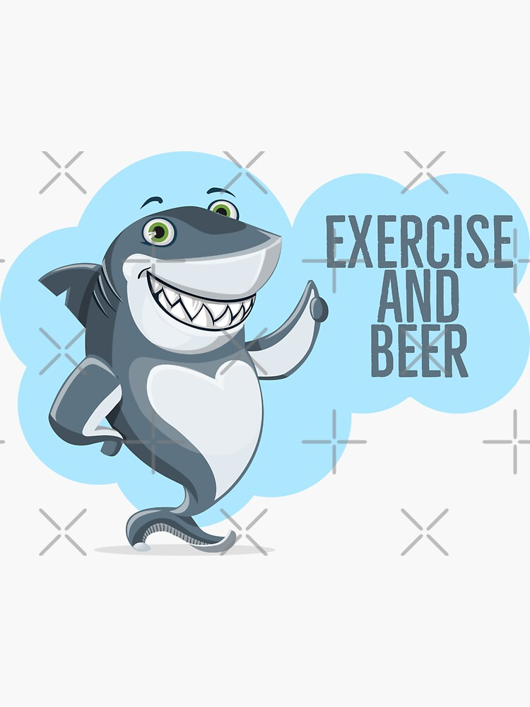Exercise and Beer... snookerprint by snookerprint