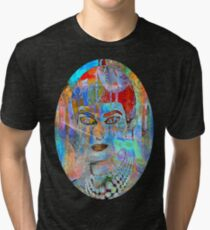 callas in wonderland Tri-blend T-Shirt