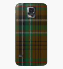 01506 Turcan Connell Tartan  Case/Skin for Samsung Galaxy