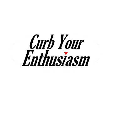 Curb Your Enthusiasm - White by eyesofmarge