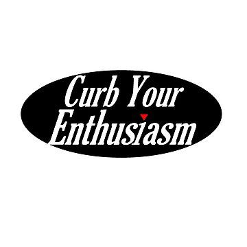 Curb Your Enthusiasm - Black by eyesofmarge