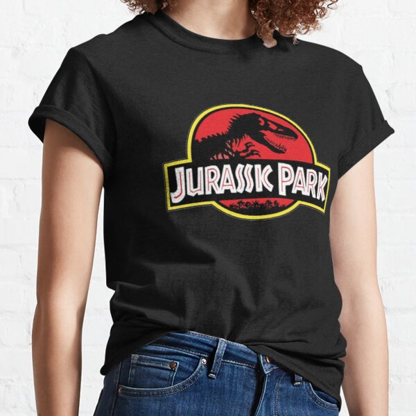 Jurassic Park Classic T-Shirt