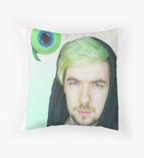 jacksepticeye Throw Pillow