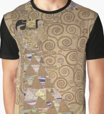 Gustav Klimt - Expectation - Klimt - Graphic T-Shirt