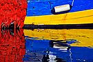 Red, Blue, Yellow by cclaude