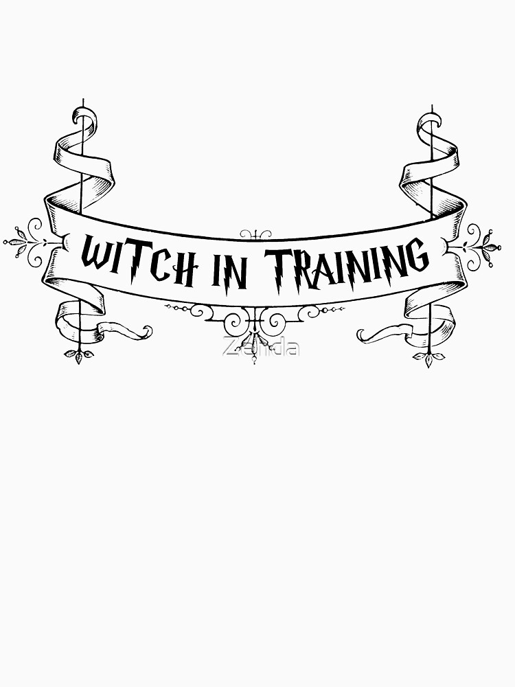 Witch in training by Zehda