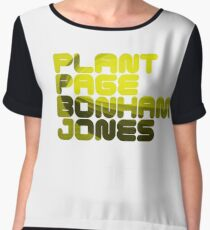 Plant Page Bonham Jones Women's Chiffon Top