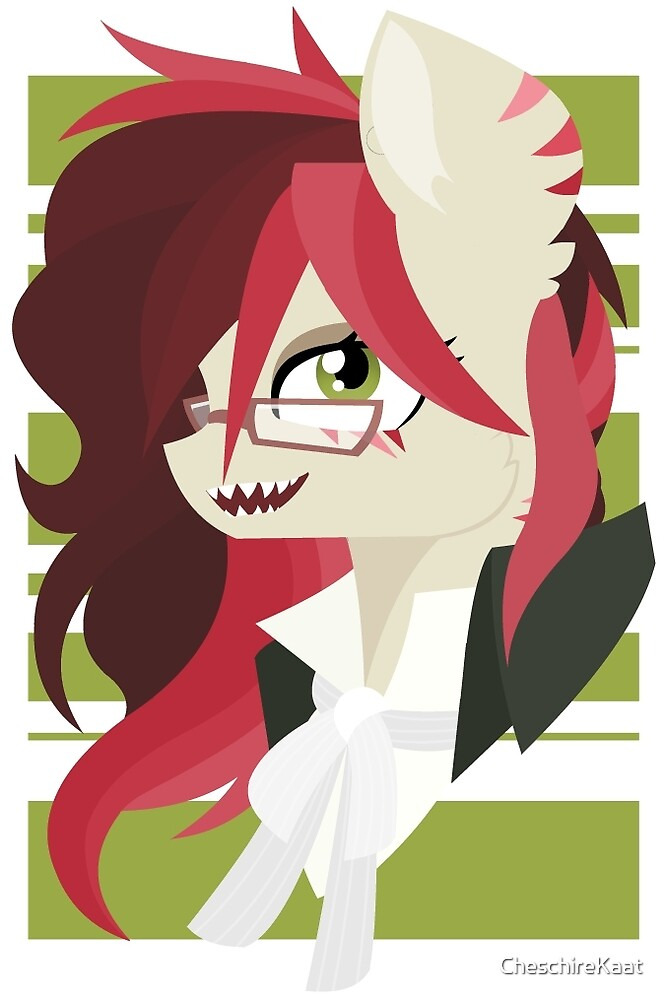 Pony Grell Sutcliff by CheschireKaat