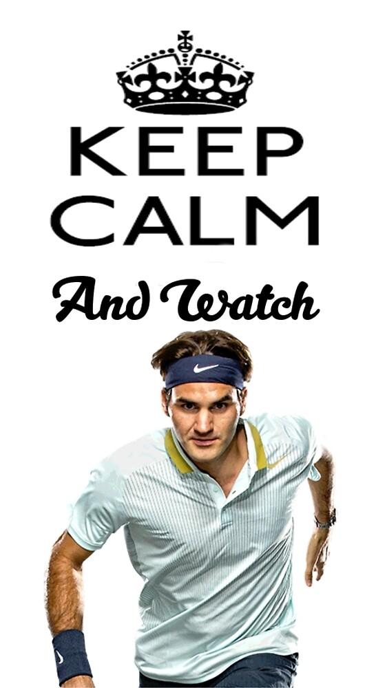 Federer Roger Tennis 2 by leanne-marie93