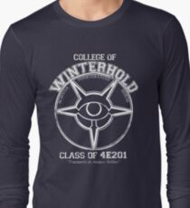Winterhold College Graduate Long Sleeve T-Shirt