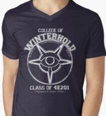 Winterhold College Graduate Men's V-Neck T-Shirt