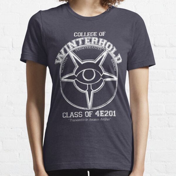 Winterhold College Graduate Essential T-Shirt