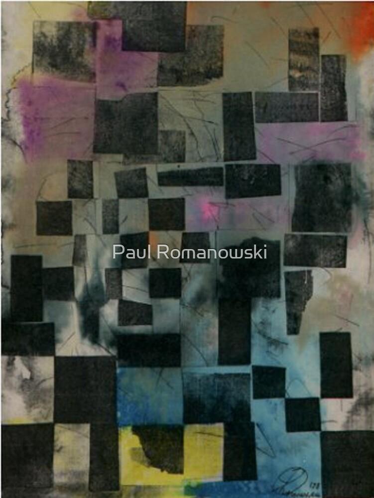 SQUARES(C1998) by Paul Romanowski