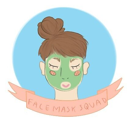 face mask squad by rlymolly