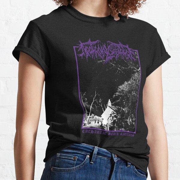 Nocturnal Departure Cathartic Black Rituals Classic T-Shirt