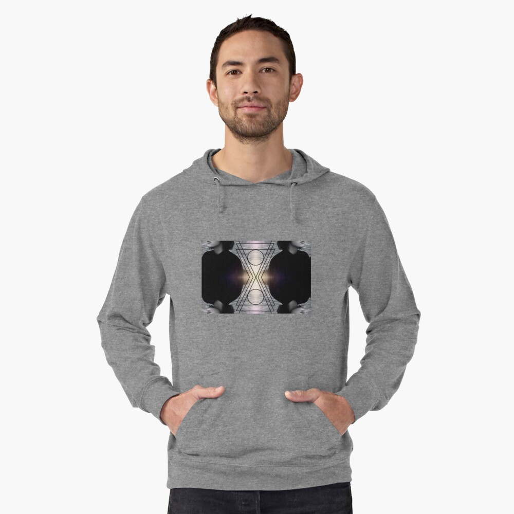 All In Waiting  Lightweight Hoodie Front