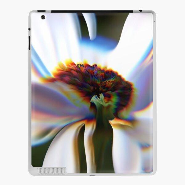 Abstract Daisy iPad Skin