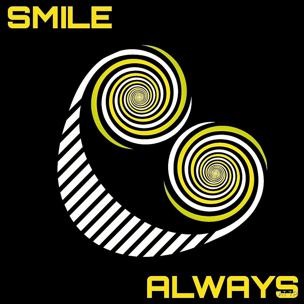 The Smiler - Smile Always by Ben Ayre