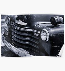 Classic Chevrolet Truck/pickup Poster