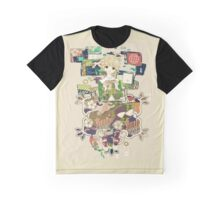Technical Princess Graphic T-Shirt