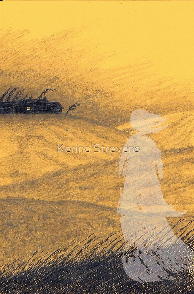 Cathy's Ghost on the Moors by Kerina Strevens