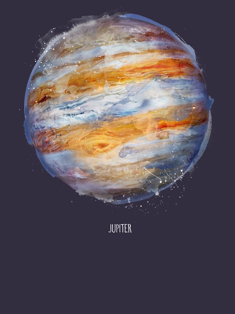 Jupiter by AmyHamilton