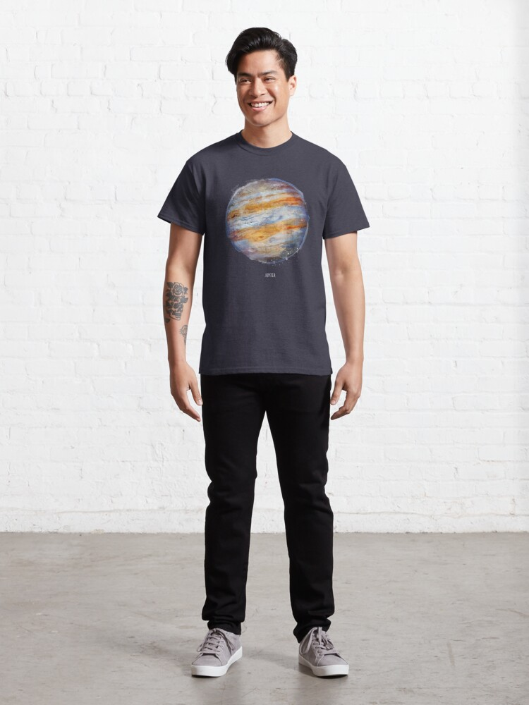 Alternate view of Jupiter Classic T-Shirt