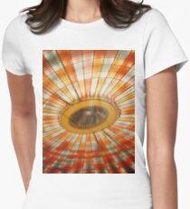 Camiseta entallada para mujer NYS Pavilion Roof