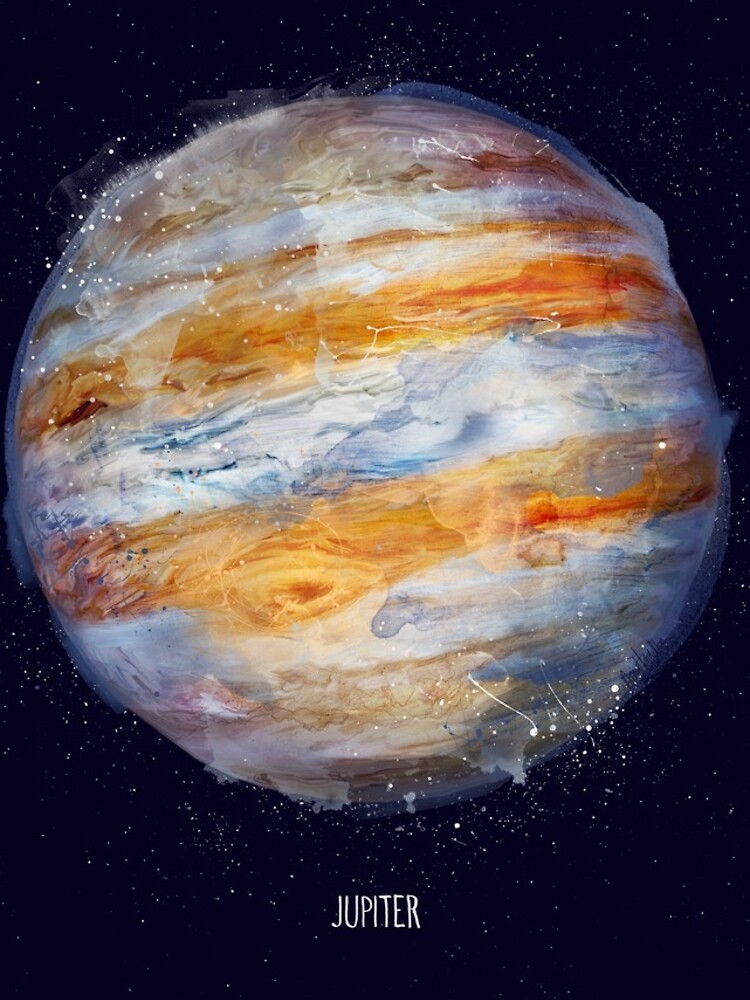 Jupiter by AmyHamilton
