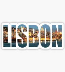 Lisbon Sticker