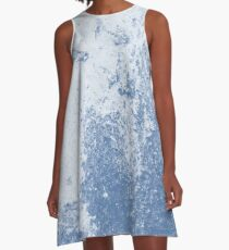 Earth Sweat Design (Riverside Color) A-Line Dress
