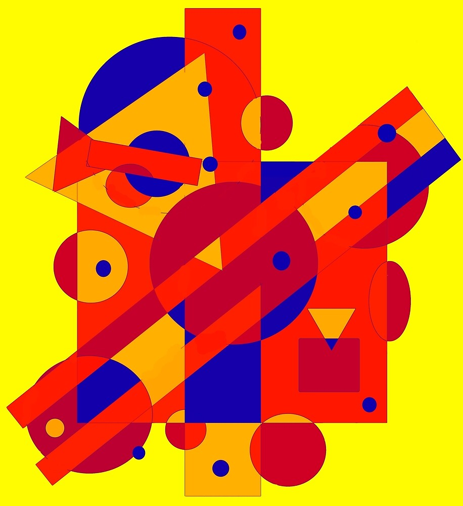 Decorative abstract design by Moma by ValentinaHramov