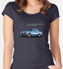 Blue Mexico Tribute Women's Fitted Scoop T-Shirt