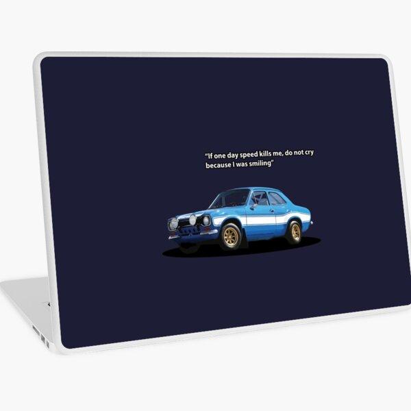 Blue Mexico Tribute Laptop Skin
