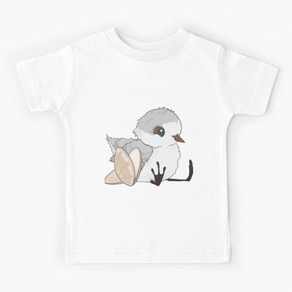 Piper - Baby Sandpiper con conchas Camiseta para niños