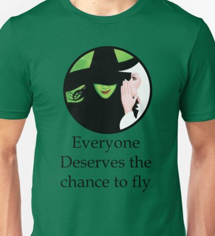 Wicked Unisex T-Shirt