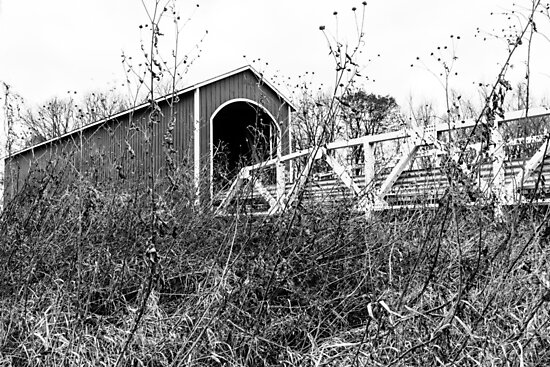 Wolf Covered Bridge by bengraham