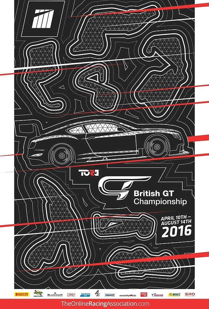 TORA British GT 2016 by TORAOnlineMedia