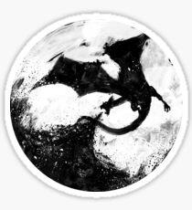 Midnight Desolation Sticker