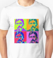 Marcel Proust Pop Art - In Search of Lost Time Unisex T-Shirt