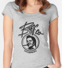 Biff Co. Women's Fitted Scoop T-Shirt