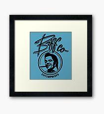 Biff Co. Framed Print
