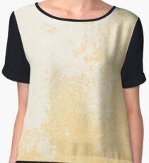 Earth Sweat Design (Salomie Orange Color) Women's Chiffon Top