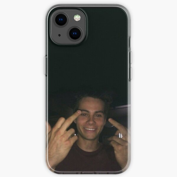 dylan o'brien majeur Coque souple iPhone