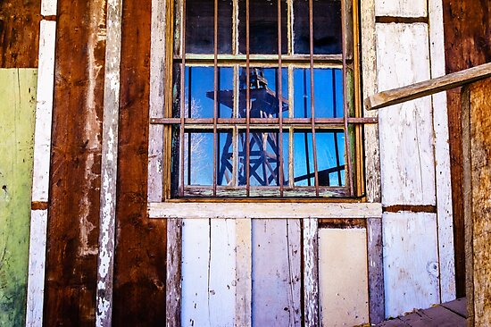Old Building in Tombstone by bengraham