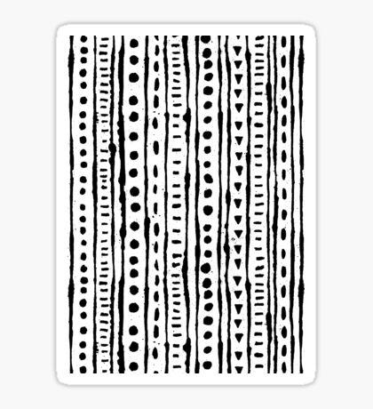 Ink Stripe Sticker