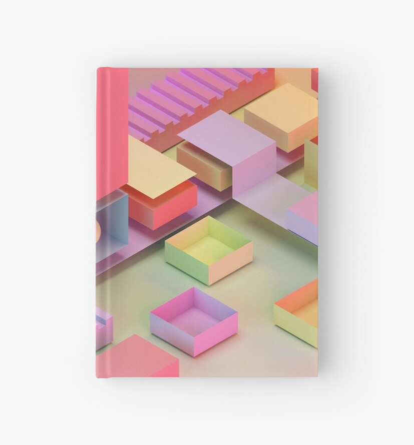 abstract3D by ikiste